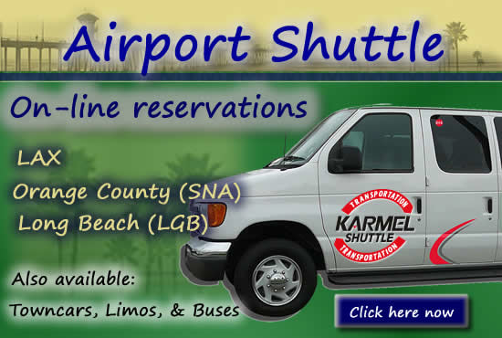 Karmel Airport Shuttle